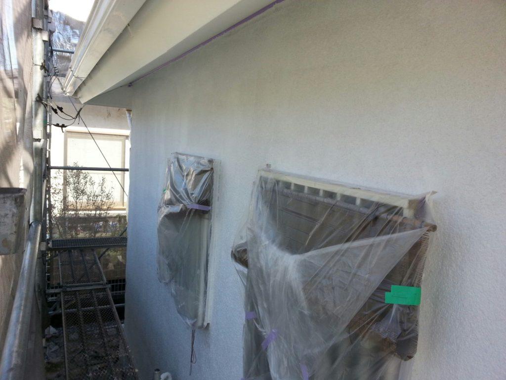 印旛郡、栄町、外壁、屋根塗装 (10)