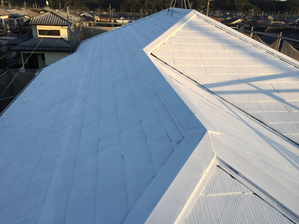 印旛郡、栄町、外壁、屋根塗装 (14)
