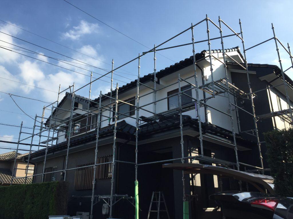 印旛郡栄町、外壁塗装、屋根塗装 (18)