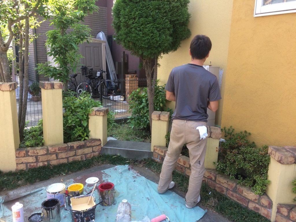印西市,外壁塗装,リフォーム (3)