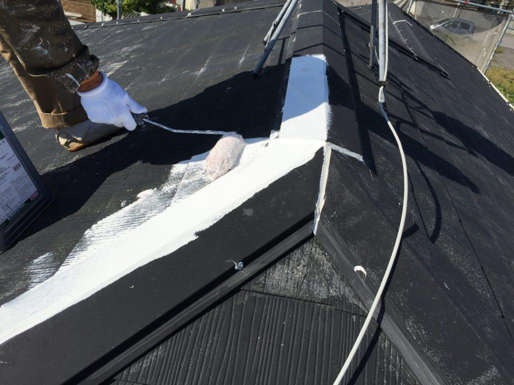 印旛郡、栄町、外壁、屋根塗装 (13)