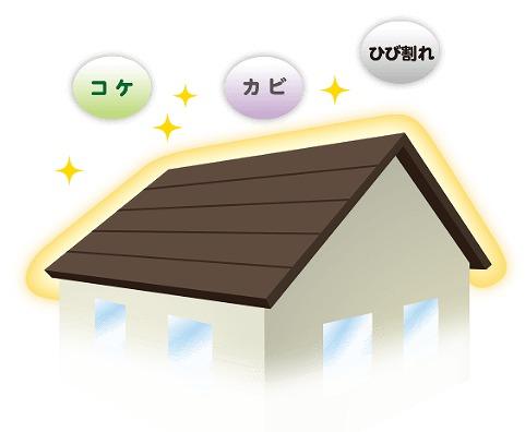 屋根リフォーム,カバー工法 (1)