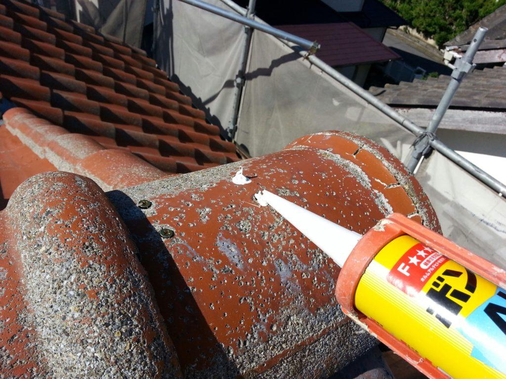 印旛郡、栄町、外壁塗装、屋根塗装 (4)