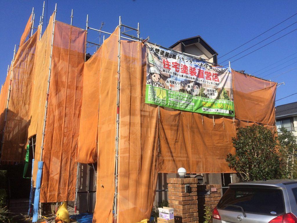 印西市,外壁塗装,リフォーム (6)