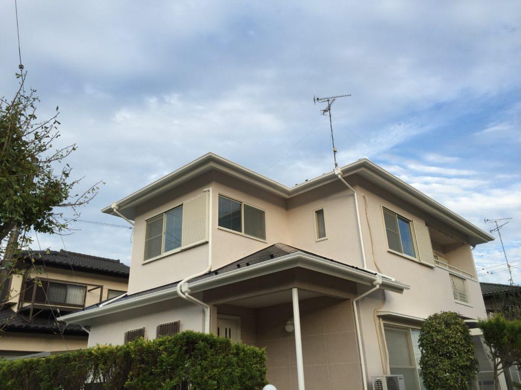 印旛郡、栄町、外壁塗装、屋根塗装 (7)
