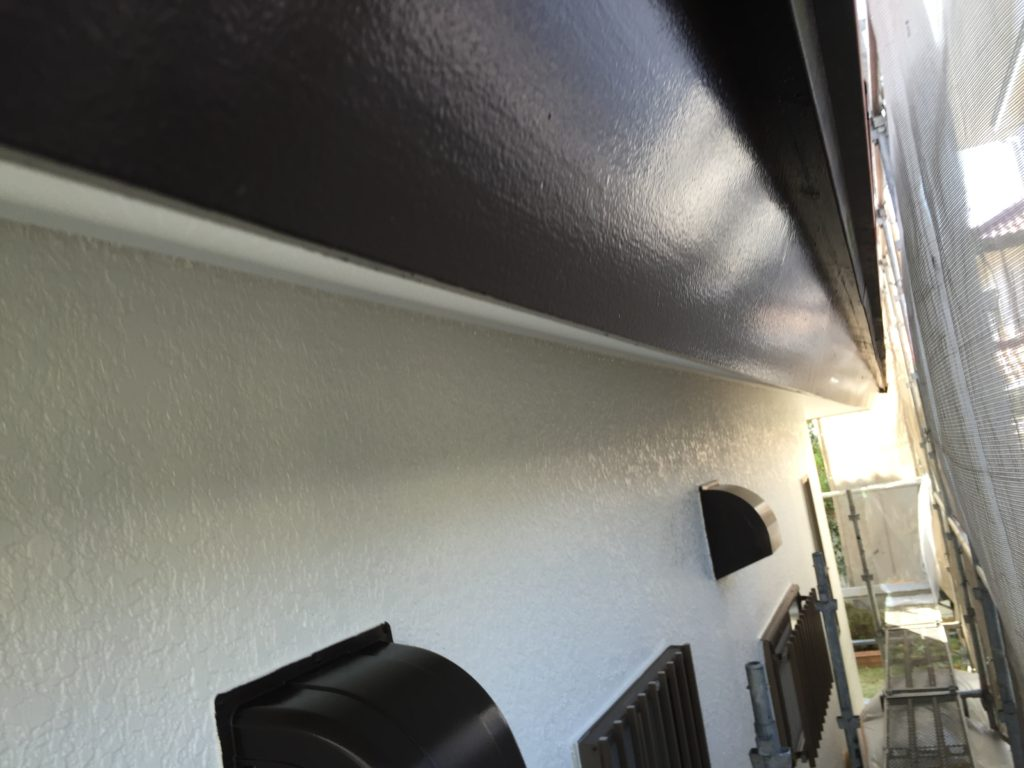 印旛郡栄町、外壁塗装屋根塗装 (4)