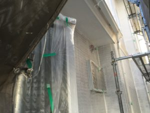 成田市、外壁塗装