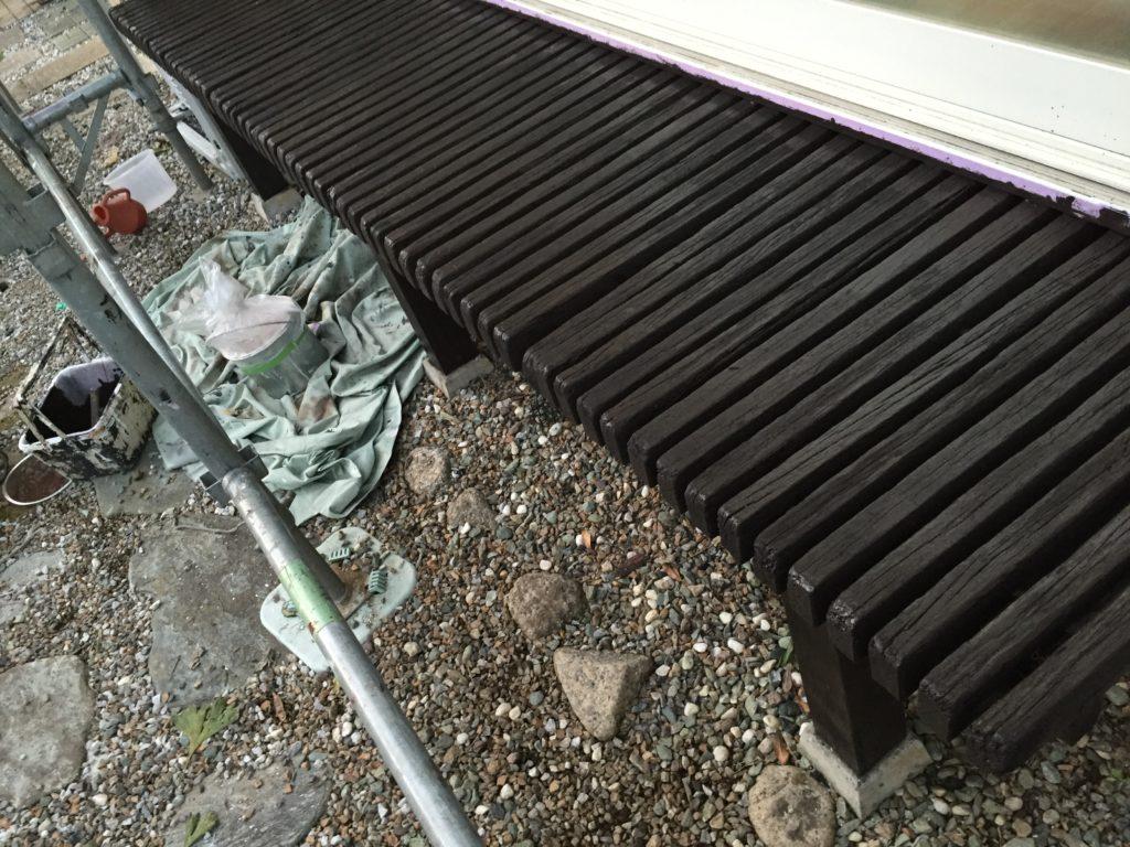 印旛郡、栄町、外壁塗装、屋根塗装 (12)