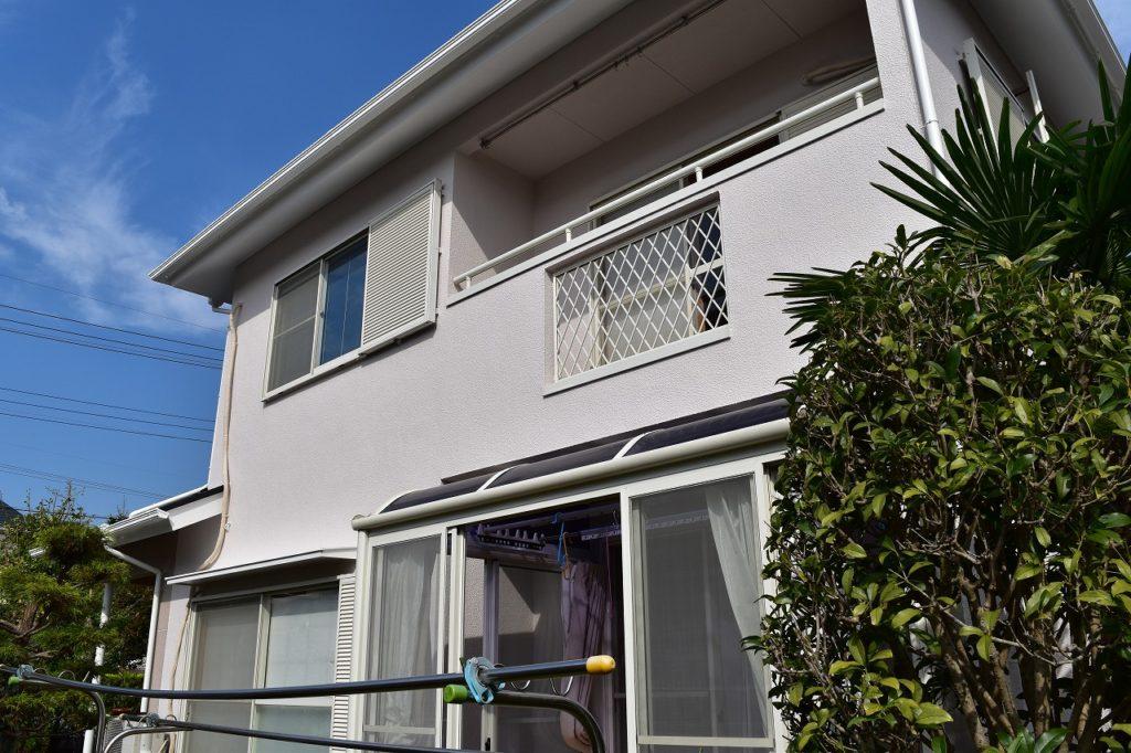 千葉県印旛郡,外壁塗装,リフォーム (19)