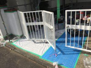 印旛郡栄地、外壁塗装屋根塗装 (5)