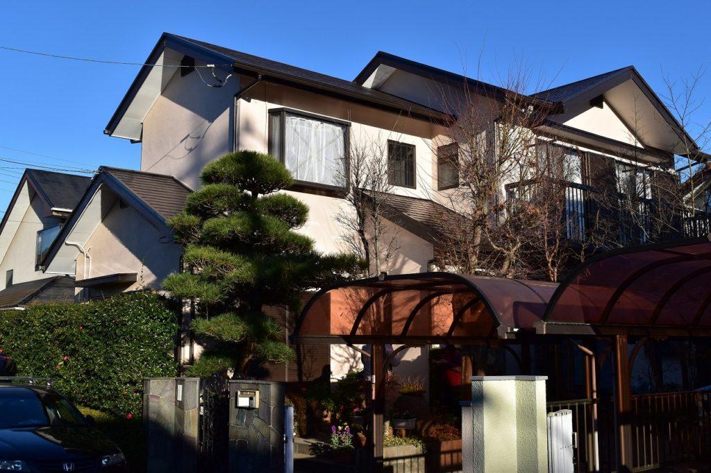 千葉県印旛郡,外壁塗装,塗替え (3)