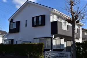 千葉県印旛郡,外壁塗装,塗替え (4)