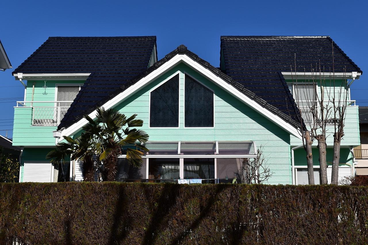 千葉県印旛郡N様邸 外壁塗装・屋根塗装工事が完了しました!