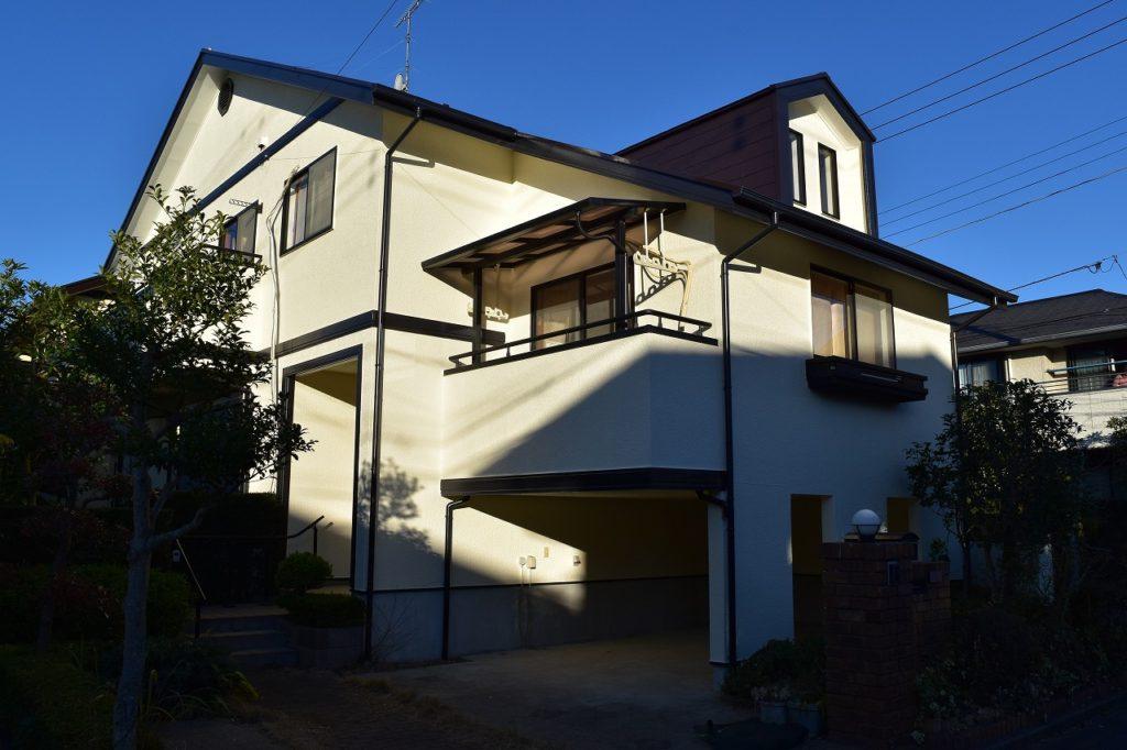 千葉県印西市,外壁塗装,塗替え (106)