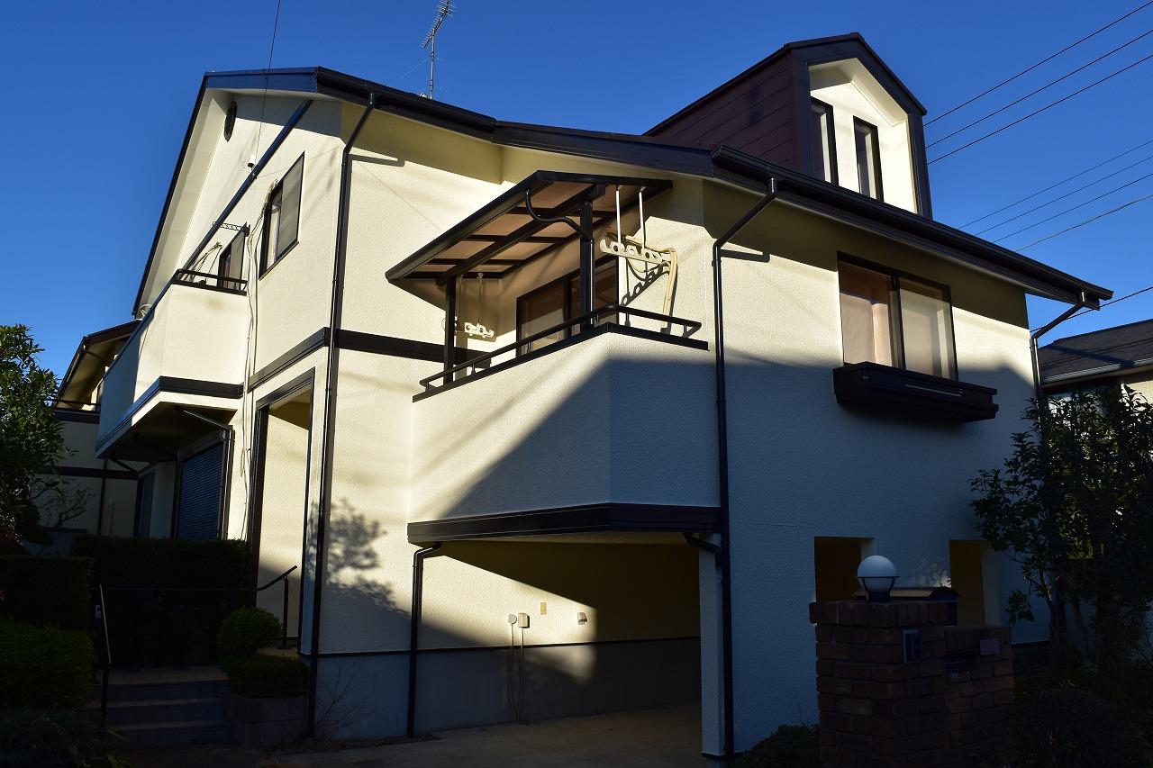 千葉県印西市S様邸 外壁塗装・屋根塗装工事が完成しました!
