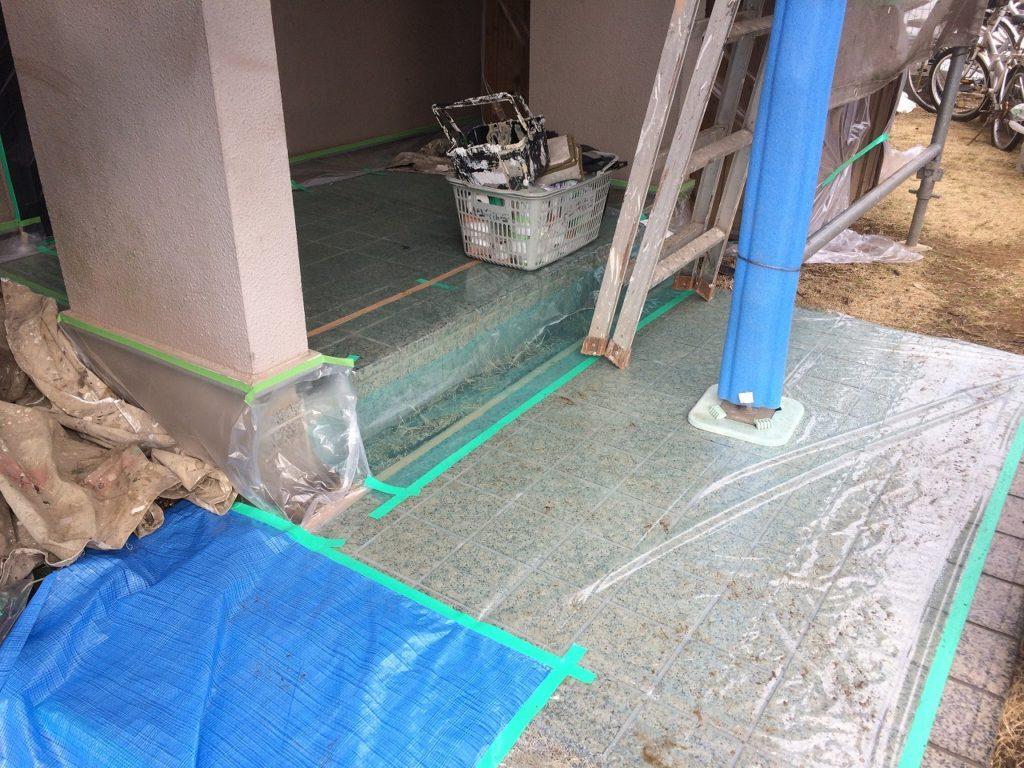 印西市,外壁塗装,塗替え (2)