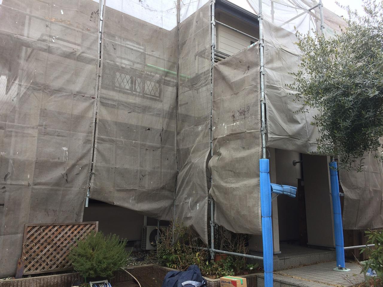 印西市,外壁塗装,塗り替え