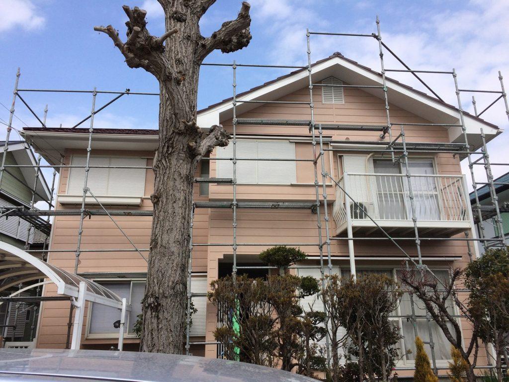 印旛郡,外壁塗装,リフォーム (1)