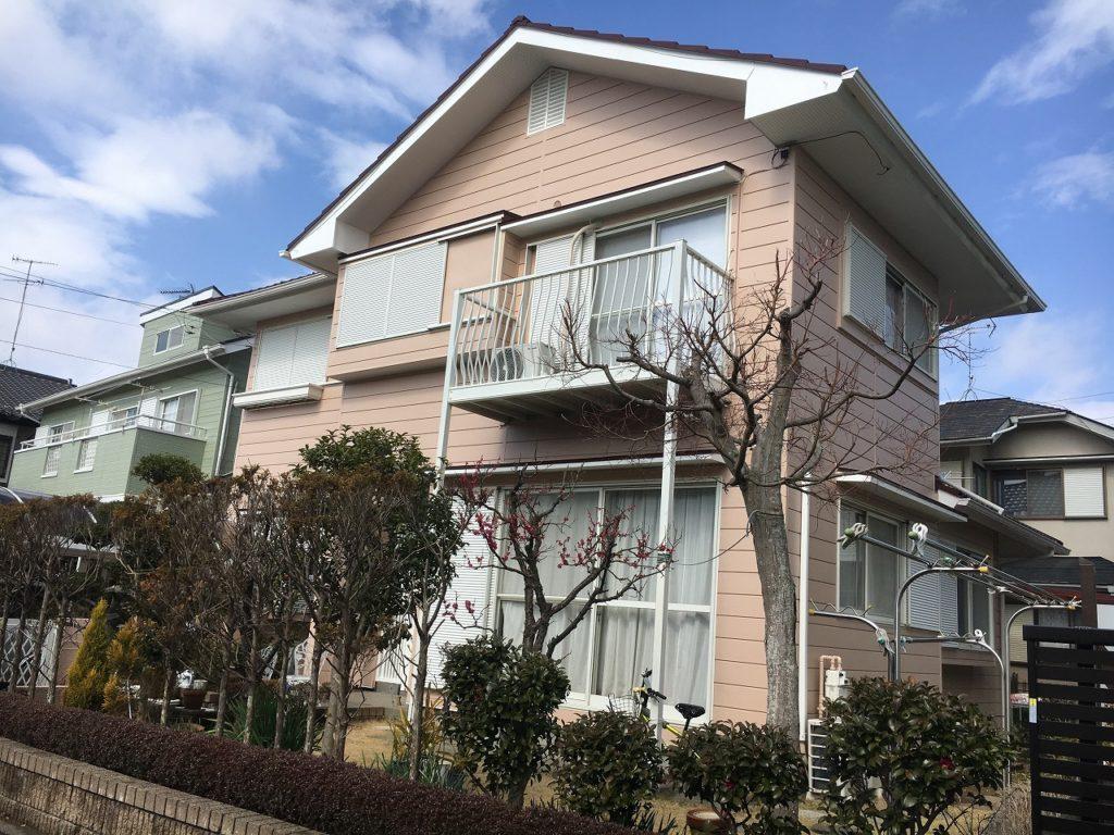千葉県印旛郡,外壁塗装,リフォーム (31)