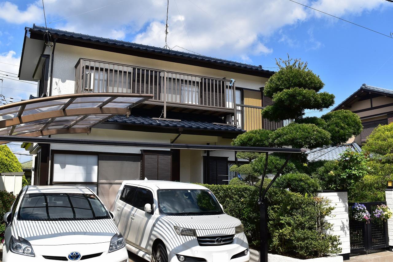 千葉県印旛郡T様邸 外壁塗装・屋根塗装工事が完成しました!