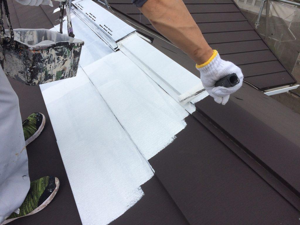 富里市,外壁塗装,屋根塗装 (2)