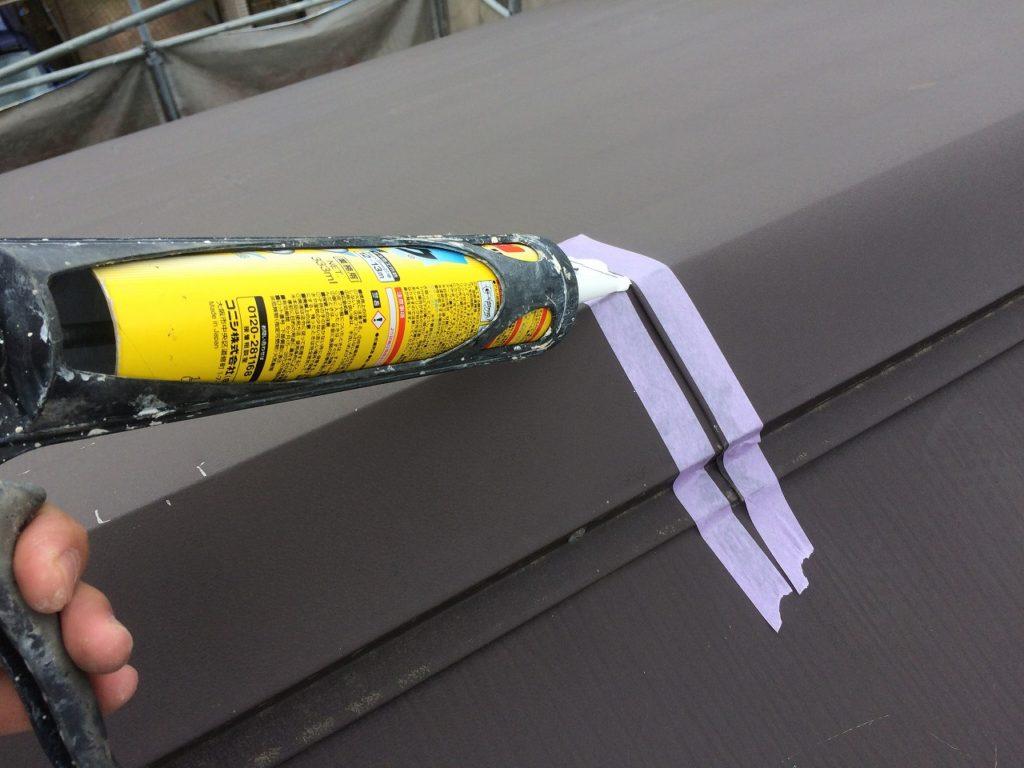 富里市,外壁塗装,屋根塗装 (1)