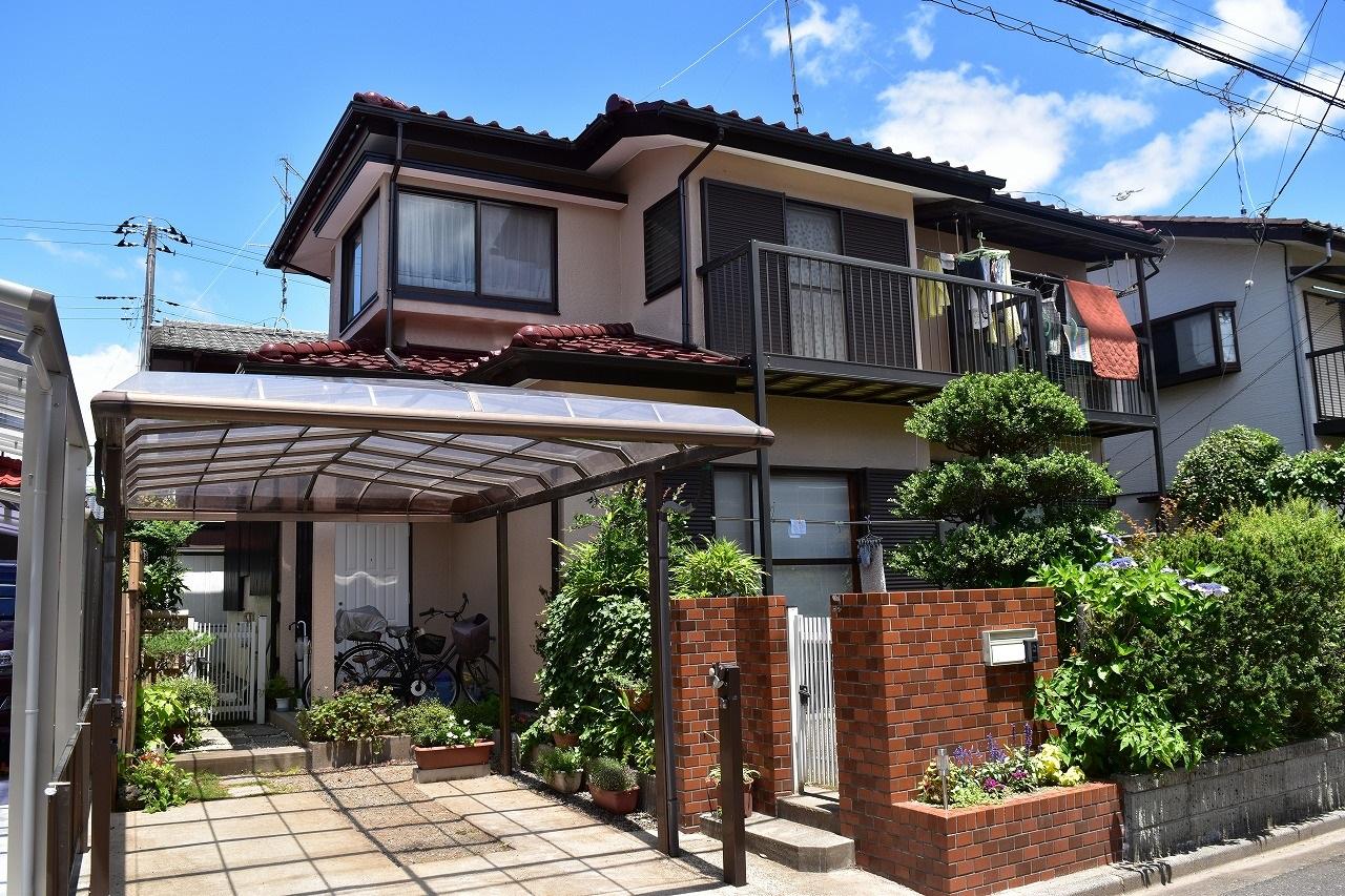 千葉県印旛郡N様邸 外壁塗装・屋根塗装工事が完成しました!
