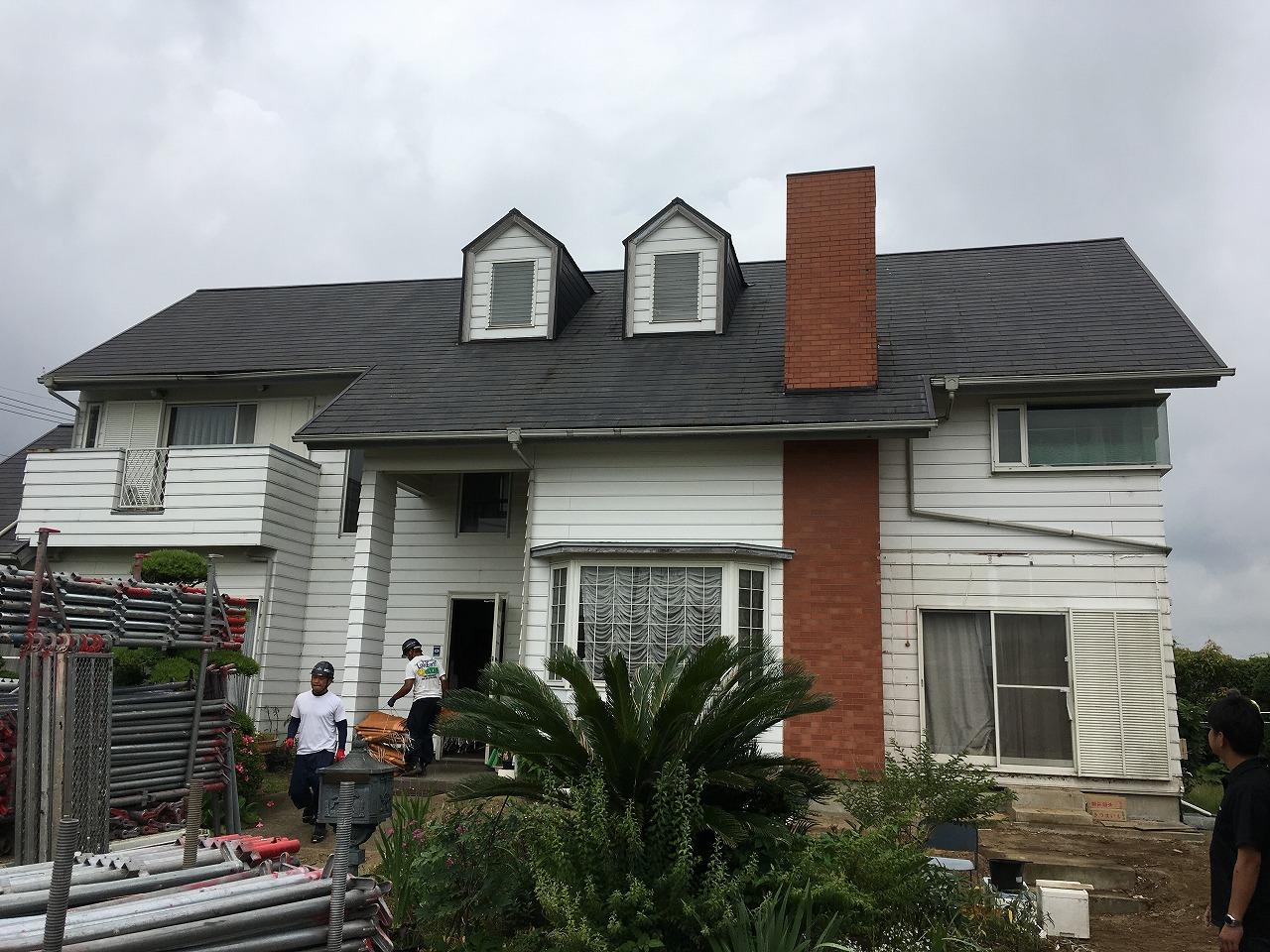 印西市,外壁塗装,屋根塗装