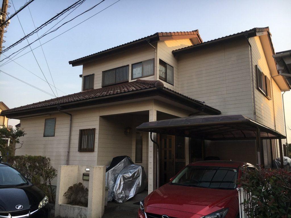印旛郡,外壁塗装,屋根塗装 (7)
