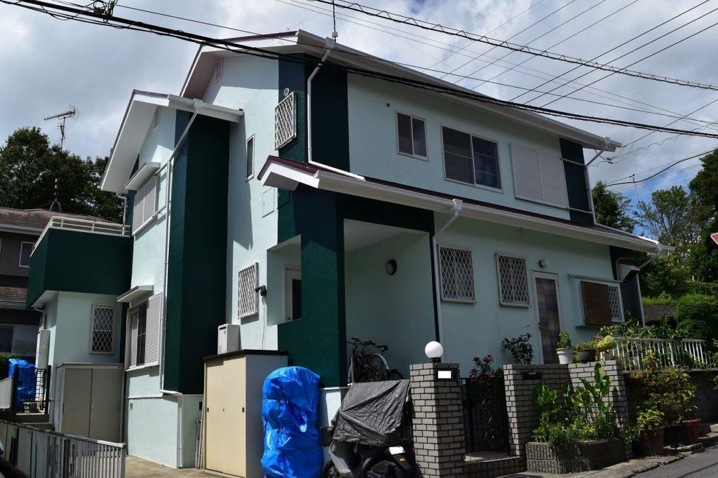 外壁塗装,屋根塗装 (2)