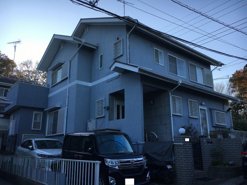 外壁塗装,ひび割れ,屋根塗装 (2)