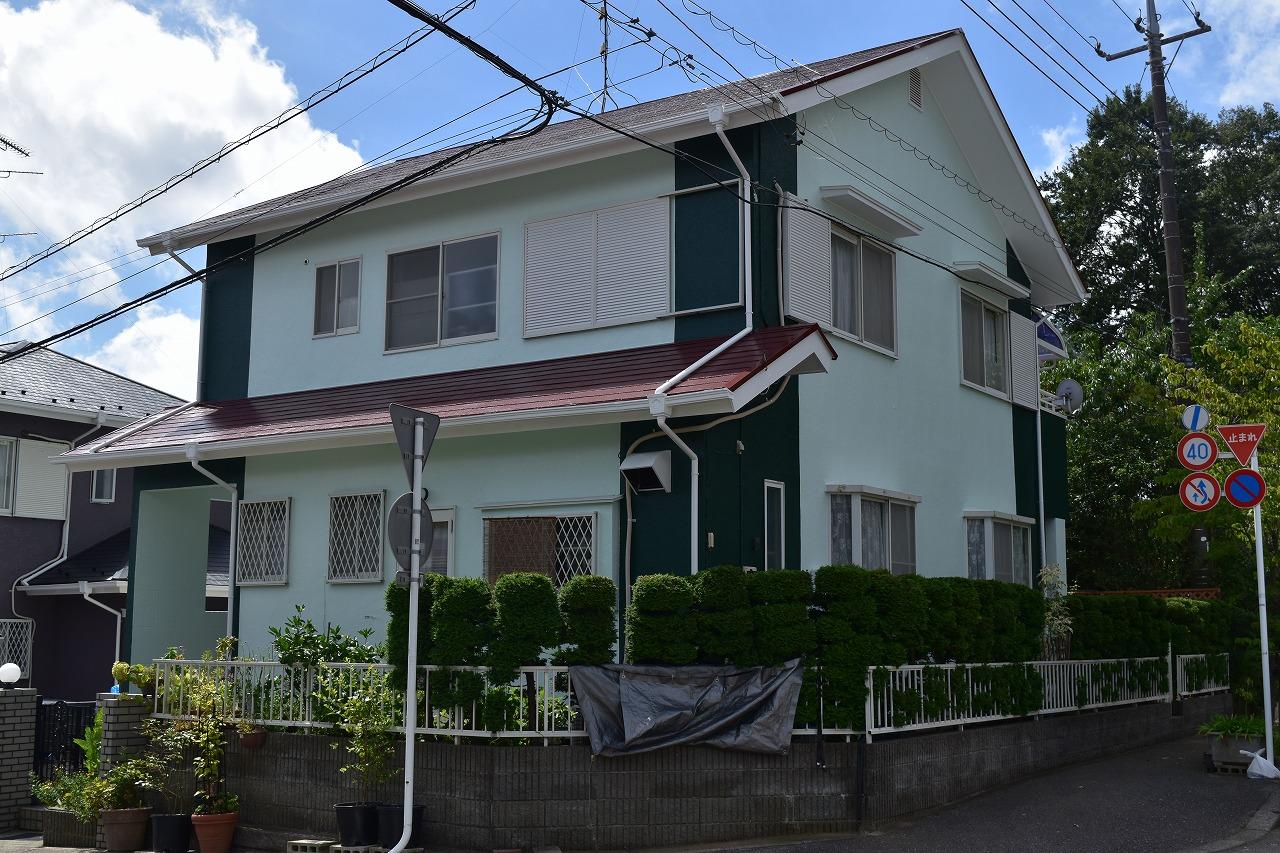 千葉県印旛郡M様邸 外壁塗装・屋根塗装工事が完了しました!