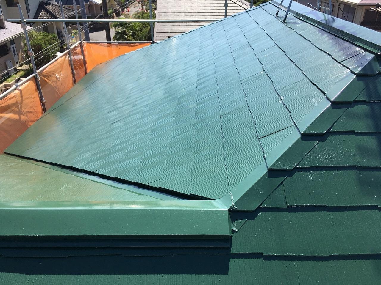 屋根塗装,劣化,リフォーム (21)