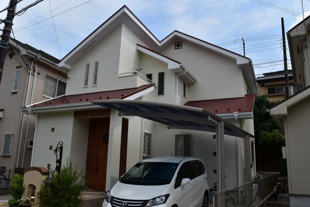 船橋市,外壁塗装,屋根塗装 (14)