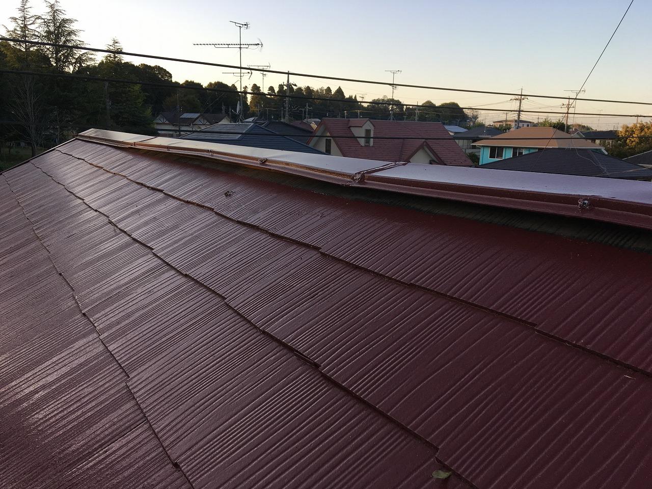 台風被害,屋根修理,千葉県 (3)