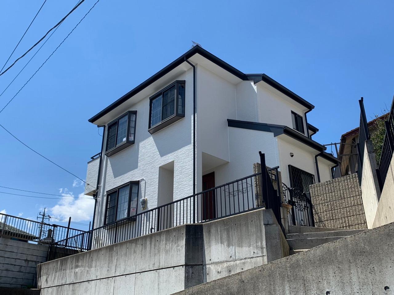 佐倉市S様邸~外壁塗装・屋根塗装工事が完成しました!