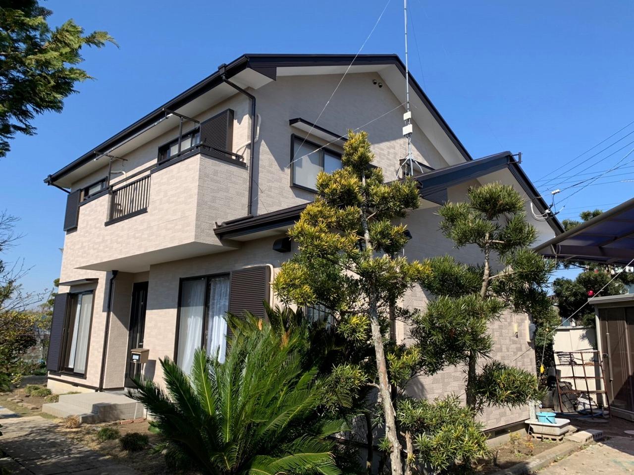 印旛郡,外壁塗装,屋根塗装 (26)