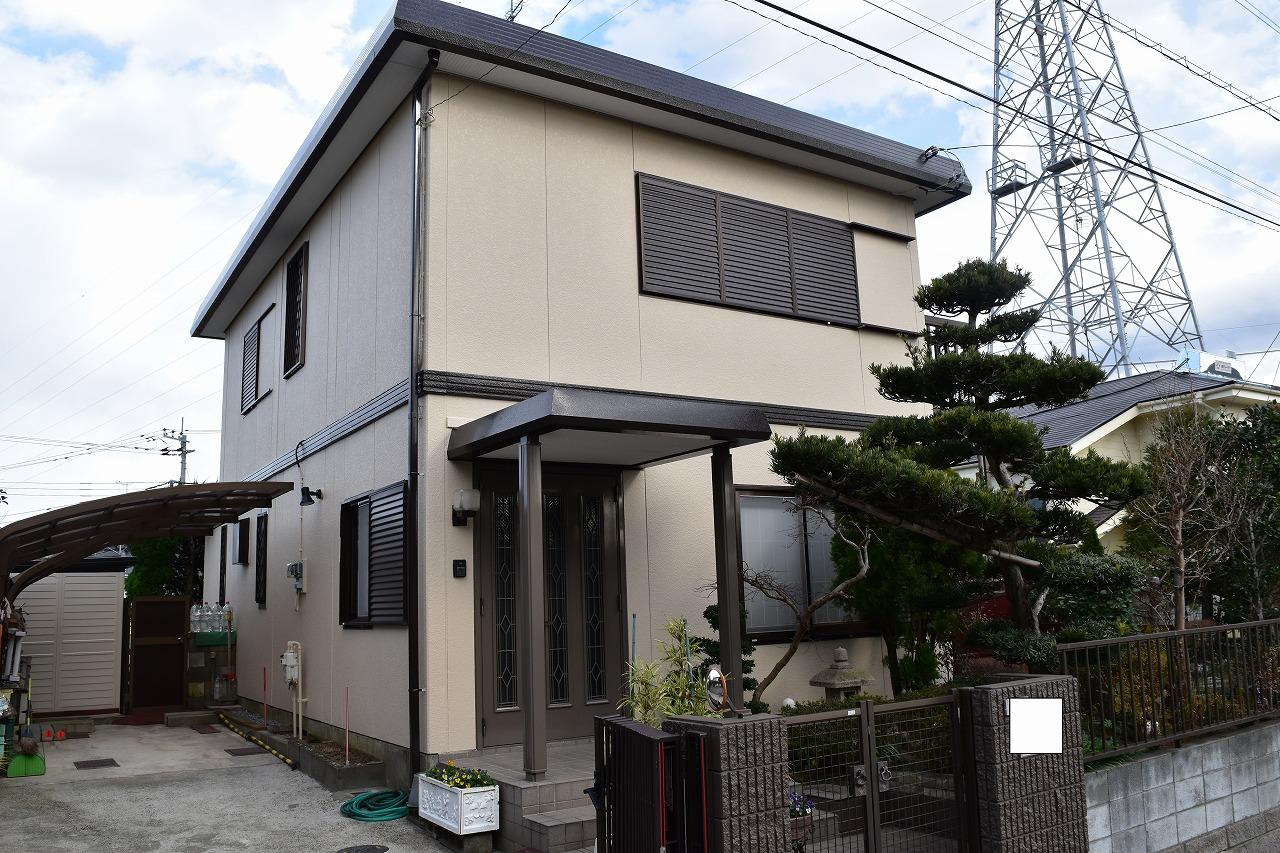 印旛郡S様邸 外壁塗装・屋根塗装工事が完成しました!
