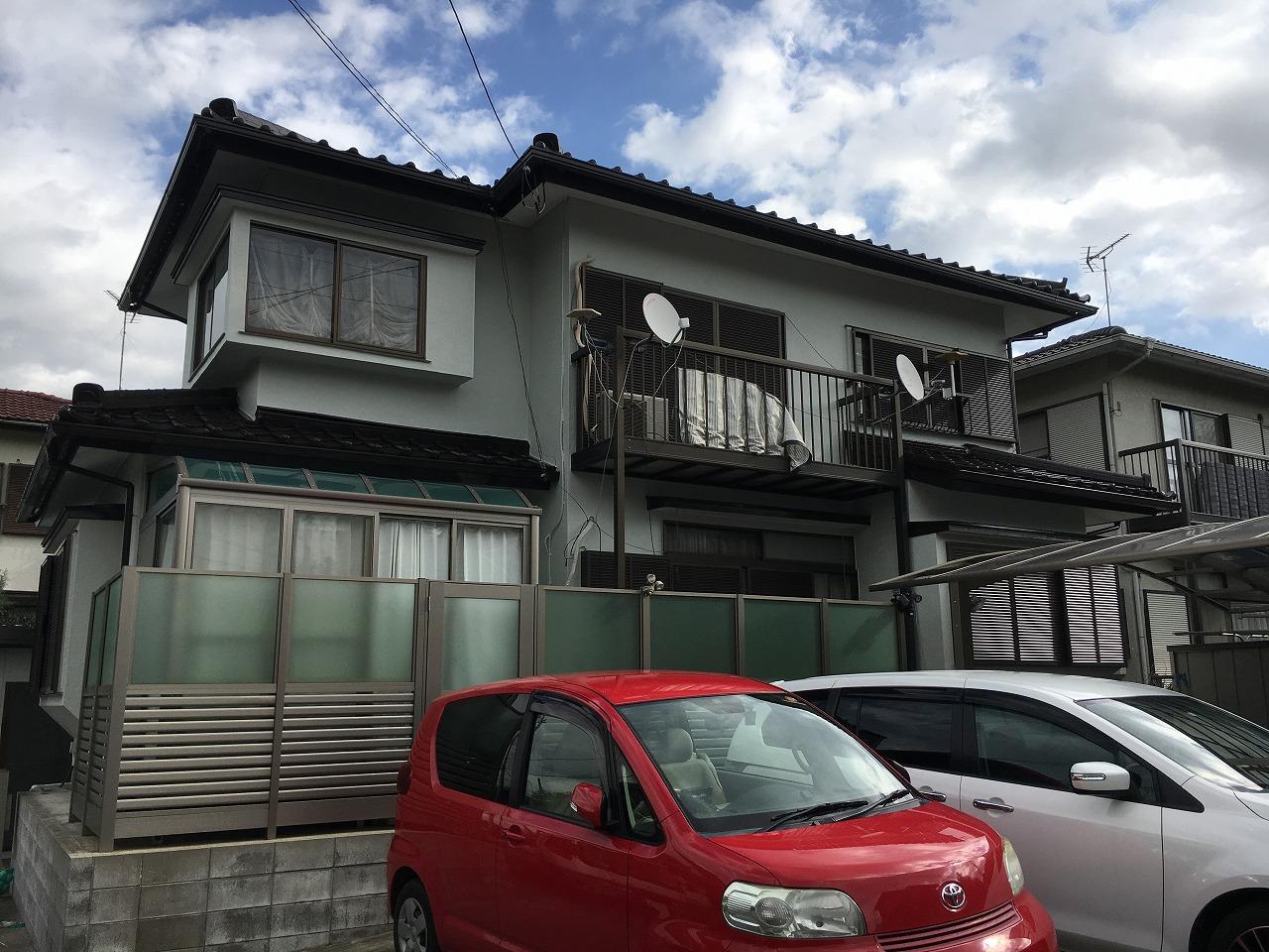印旛郡O様邸 外壁塗装・屋根塗装工事が完成しました!