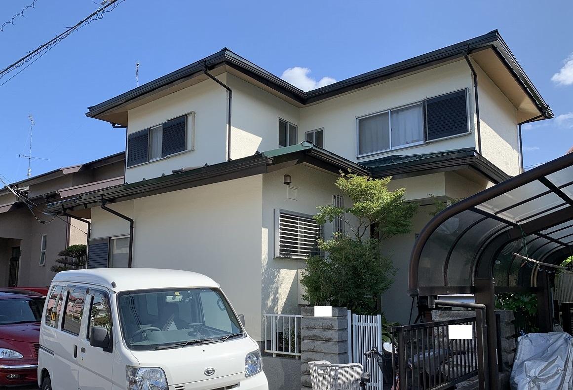 千葉県,印旛郡,外壁塗装,施工写真 (38)