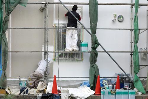 高い品質…自社職人の一級塗装技能士にしかできない技術をご提供